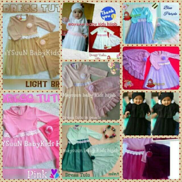 Saya menjual Dress tutu baby 0-1 tahun seharga Rp150.000. Dapatkan produk ini hanya di Shopee! http://shopee.co.id/hoshita/1830817 #ShopeeID