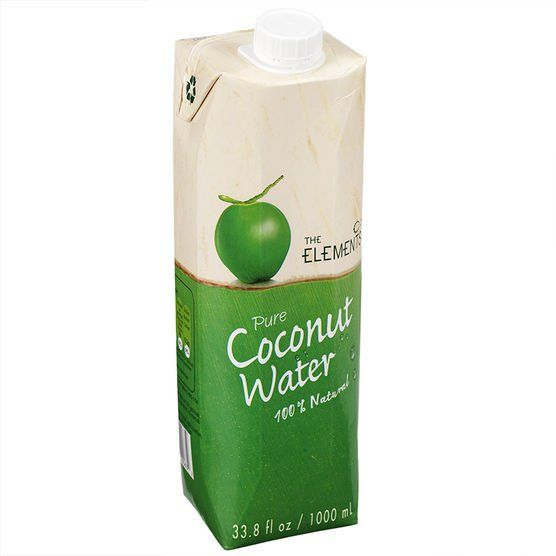 The Elements Pure Coconut Water - 1000ml