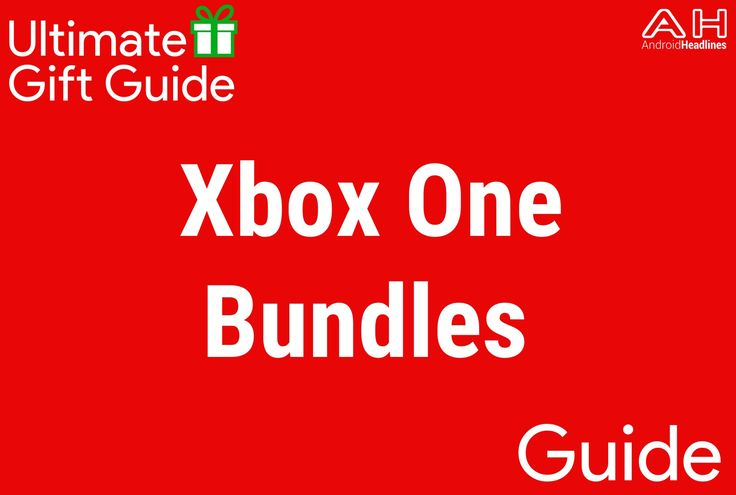Holiday Gift Guide 2016 – 2017: Top 10 Best Xbox One Bundles #android #google #smartphones
