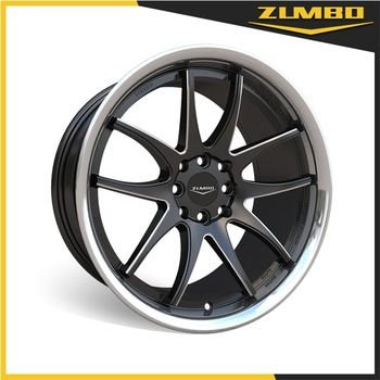 ZUMBO S0048 New design High Quality Car Alloy Wheel rim 17 inch replica Alloy wheels for sale used made in china