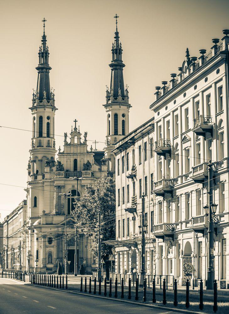 Church of the Holiest Saviour, Saviour Square, Warsaw, Poland