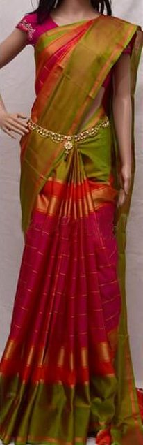 Indian Traditional Handloom Sarees