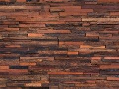 Revestimiento de parede 3D de madeira para interior JAGGER - Wonderwall Studios
