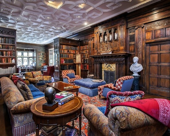 Gryffindor Common Room Student Accommodation