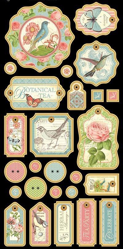Botanical Tea
