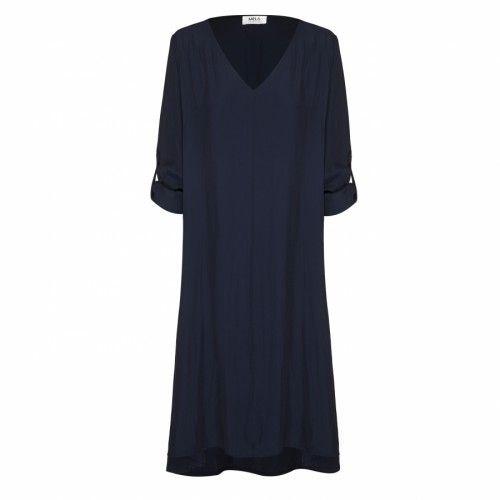 Mela Purdie Trapeze Tab Dress - Mousseline