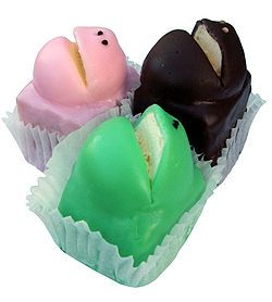Balfour's Frog Cakes ... I adored these when I was a kid!