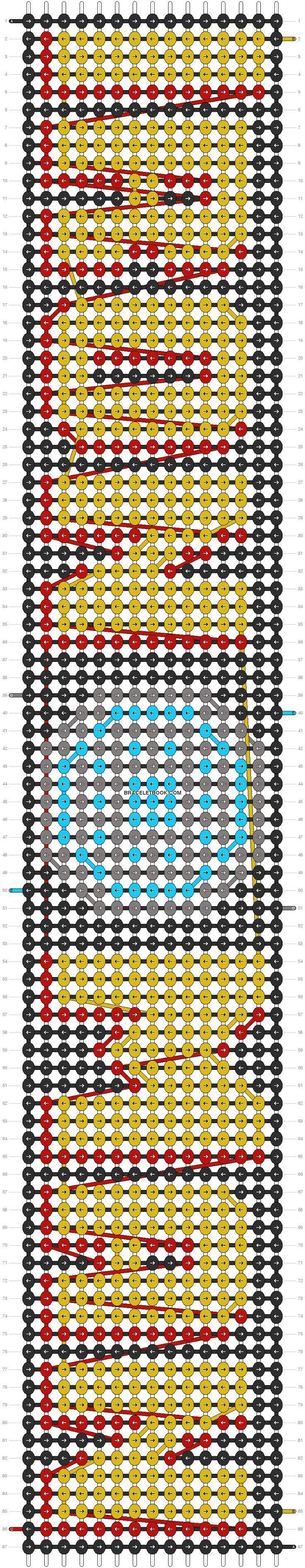 Alpha Patternsloom Patternsbracelet Patternsfriendship