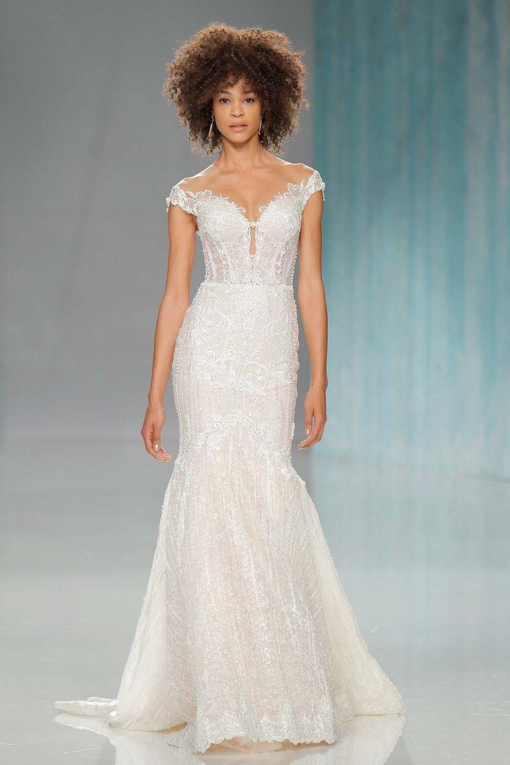 46 best Vestidos images on Pinterest | Wedding frocks, Wedding ...