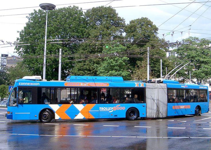 Trolleybus, Arnhem