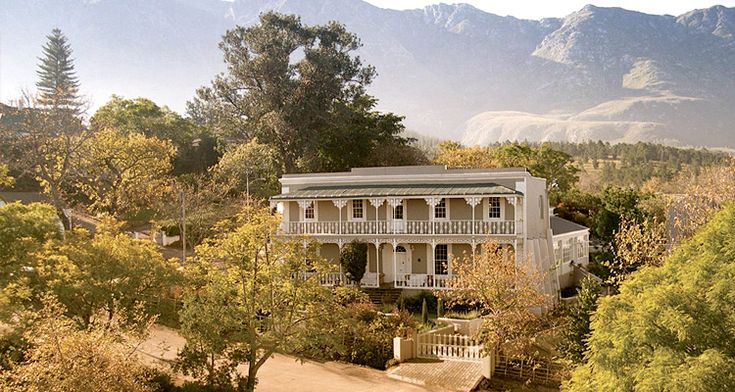 Experience the rich history and natural beauty of South Africa's third oldest town, which has welcomed weary travelers for over 300 years.