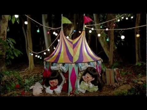 ▶ チャラン・ポ・ランタン 「空中ブランコ乗りのマリー」 MUSIC VIDEO - YouTube