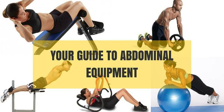 Abdominal Machines & Equipment http://abmachinesguide.com/all-ab-exercise-machines-listed/ #abs #workout
