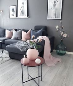 All of these should be selective and all of the same colour and tone.  It completes the look effortlessly and really transforms any space.