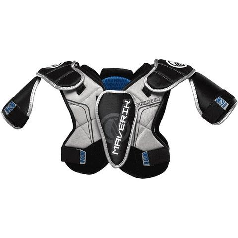 #outdoorgear #outdoorclothing Maverik Lacrosse Charger Shoulder Pad: Maverik Lacrosse Charger Shoulder Pad is the the… #camping #hiking
