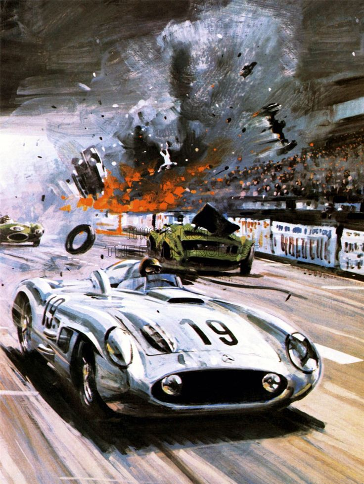 1955 Le Mans disaster