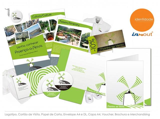 MoinhoVento  Graphic Design 2010