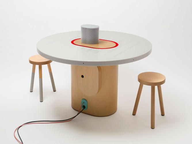 1 | The New York Times Invents A Conference Table That Takes Notes For You | Co.Design | business + design