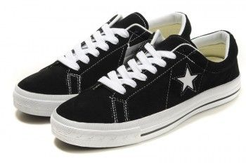 Converse Suede shoes Kimura black low -top shoes [BN-283882BE] - $56.00 : Canada Converse, Converse Ofiicial in Ontario