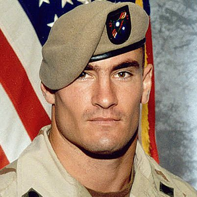 A hero to all of us, Pat Tillman- Former NFL Player for the Arizona Cardinals and U.S. Army- The Ultimate Sun Devil.