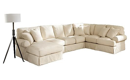 Gunter brilliant white sectional couch ideas pinterest additionally