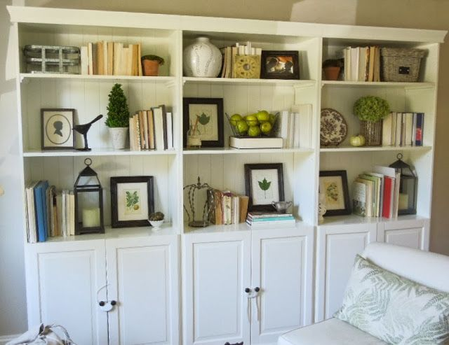 How To Decorate A Bookcase best 25+ office bookshelves ideas only on pinterest | office