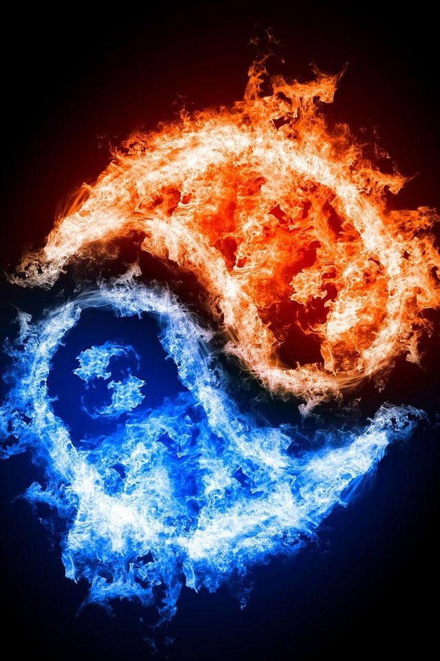 115 Best Fire And Ice Images On Pinterest