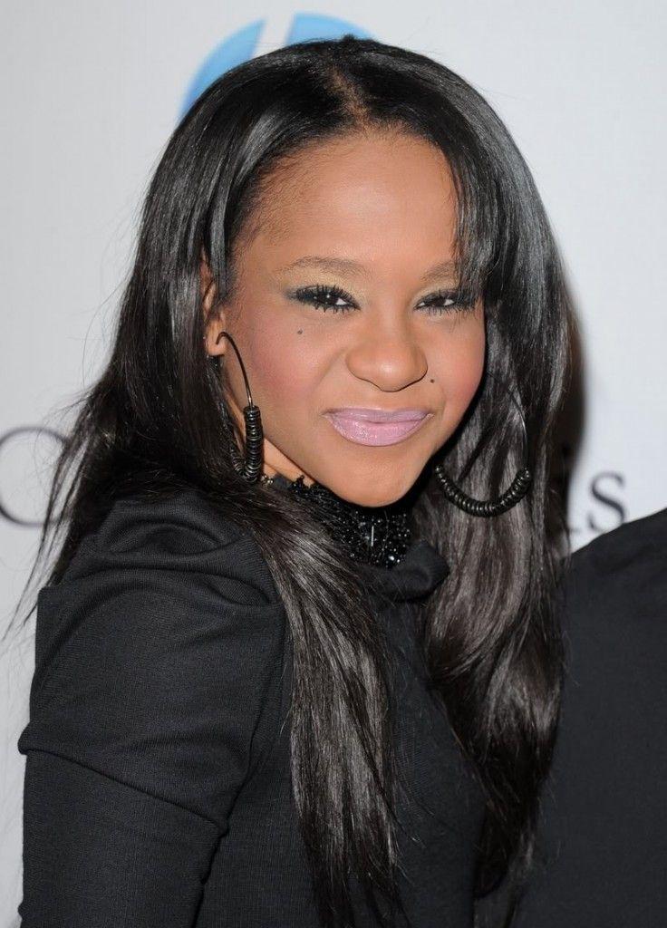 bobbi kristina | Whitney Houston 's daughter Bobbi Kristina is starting on her own ...