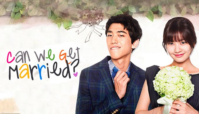 Can We Get Married? (우리가 결혼할 수 있을까 )  Starring Sung Joon and Jung So Min