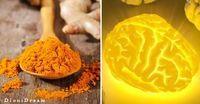 E' stato scoperto che la curcuma è in grado di rigenerare le cellule del cervello, risultando utile per tutti coloro che hanno avuto ictus, ischemia ed aneurisma.