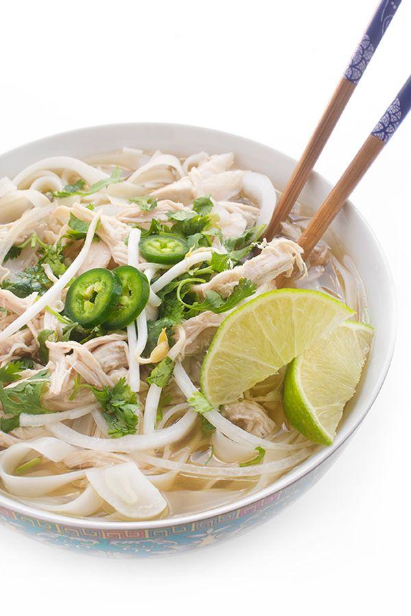 quick vietnamese chicken soup recipe