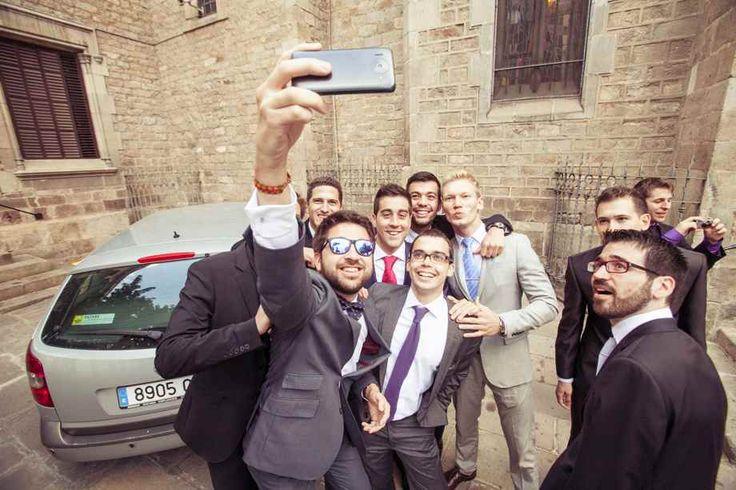 Las #fotografías de #boda Abril Bodas