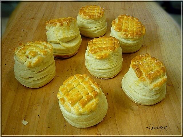 Limara péksége: Vajas pogácsa