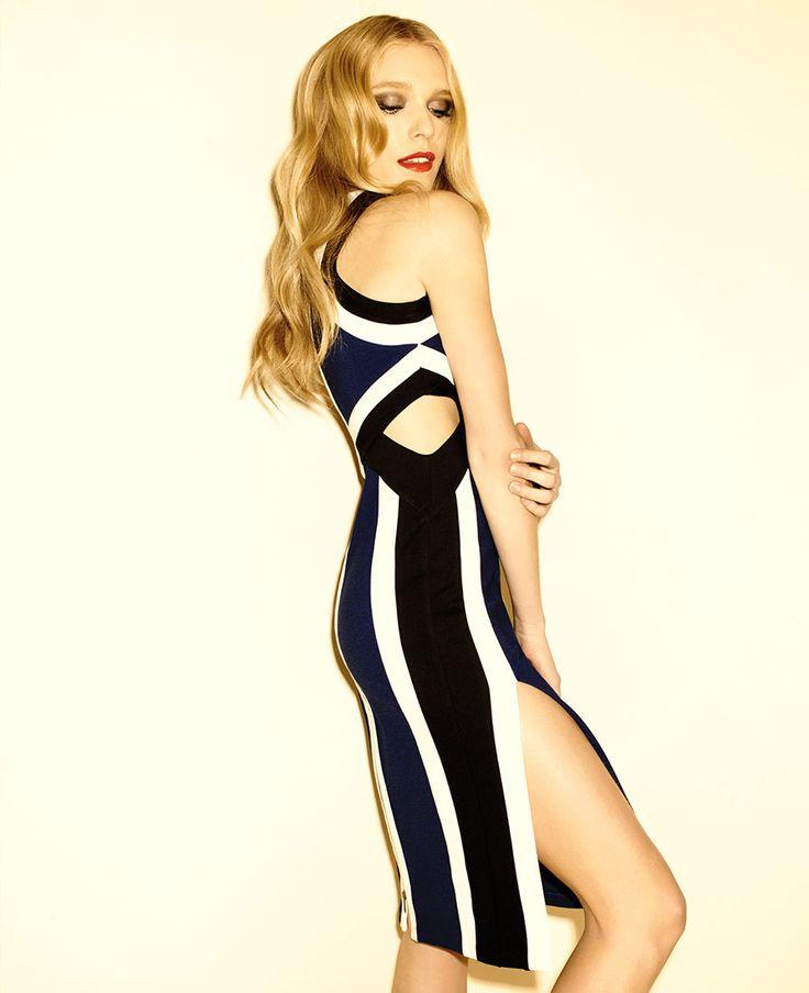 La Mode Dress - Bardot