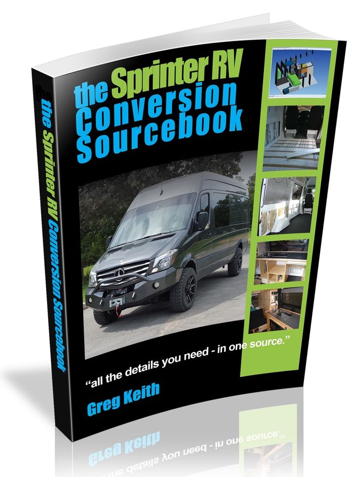 Good news, Sprinter fans – the seventh edition of the Sprinter RV Conversion Sourcebook is out. I've added a lot of new and updated information which I hope will be useful for you! If you're a Sourcebook buyer, there's an e-mail waiting in your inbox with a download link for the new edition. The new …