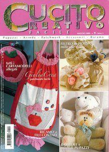 Cucito Creativo Facile №9/2008