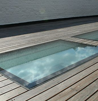 Thermalight Walk On Glass Rooflight http://www.nationaldomelightcompany.co.uk/walkon-thermalight