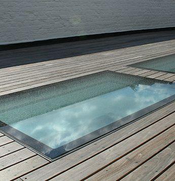Thermalight Walk On Glass Rooflight http://www.nationaldomelightcompany.co.uk/walkon-thermalight