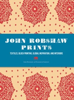 John Robshaw Prints - DIY Block Printing and Other Printing Techniques   #GiveBooks @handmade charlotte
