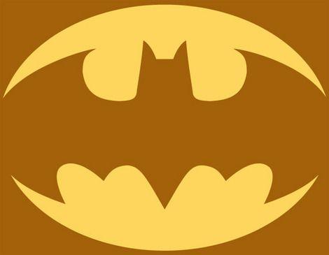 batman pumpkin carving templates orrrr i could use it on a cake! great idea!