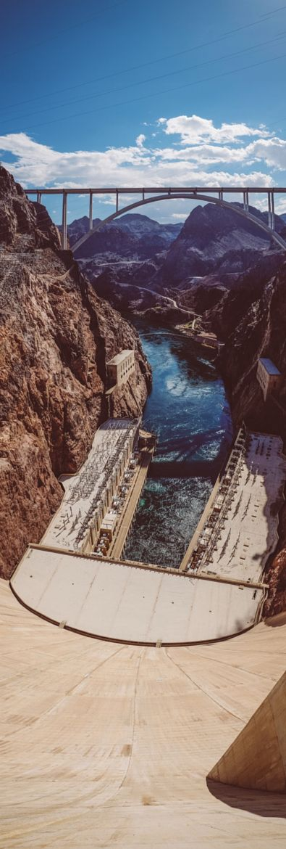 Hoover Dam, Nevada   The Titan's Curse (I need to use the dam bathroom)