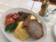 先日初めて行ってきました福岡のBillsで世界一の朝食を   #Bills福岡 #世界一の朝食  tags[福岡県]
