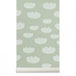 Wallpaper cloud carta da parati - ferm LIVING | trend-HOUSE