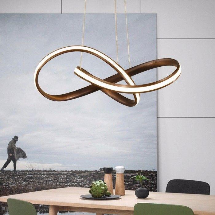 Led Modern Chandelier For Kitchen Dining Room Living Room