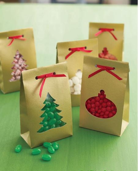 christmas treat bags martha stewart