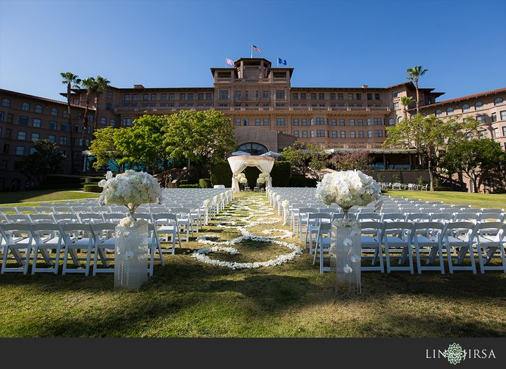 The Langham Huntington Pasadena Wedding Indian Ceremony And Party