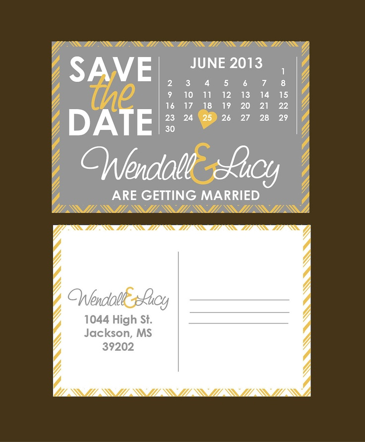 17 Best images about Save the Date – Save the Date Poems for Weddings