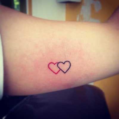 tatuagem de coração 1