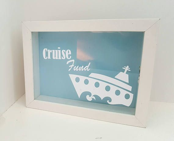 Check out this item in my Etsy shop https://www.etsy.com/au/listing/525389417/money-box-gift-cruise-fund