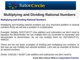 87 best images about Rational Numbers on Pinterest ...